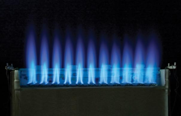 максимальный уровень горения газового котла