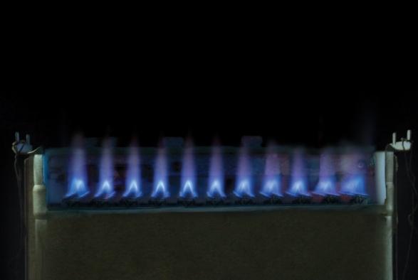 минимальный уровень горения газового котла